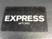 EXPRESS Gift Cards GIFT CARD
